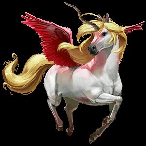 Bellacorno, cavallo Divino